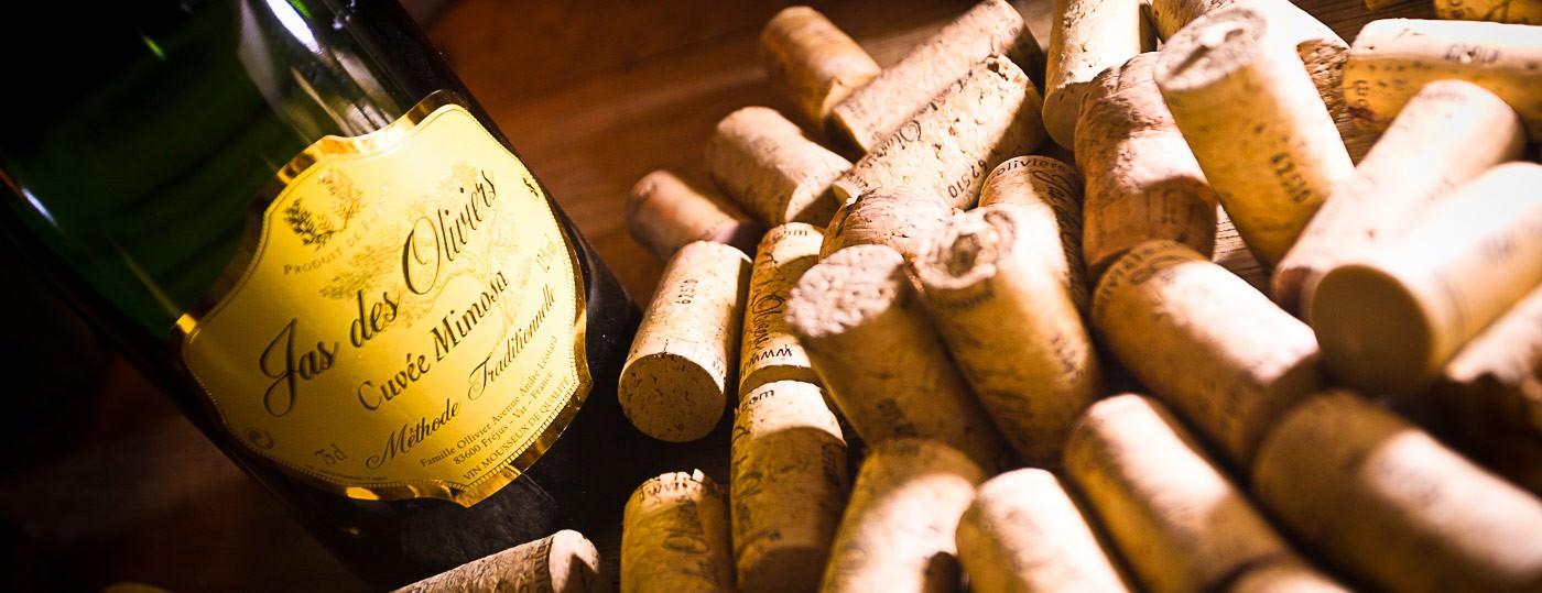 Vin du var AOC cote de provence Frejus Jas des Oliviers